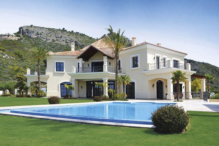 Luxury Villa in Marbella Club Golf Resort, Benahavis, Costa del Sol, Spain. CLICK ON IMAGE FOR INFO & PRICE.