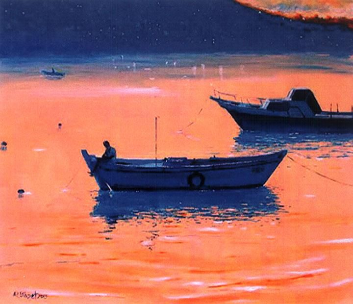 A. Celal BİNZET - Sanatçı Detayı - Turkish Paintings