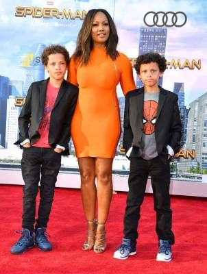 """Exclusive: """"Spiderman: Homecoming's"""" Garcelle Beauvais Talks Diversity At Marvel -  Click link to view & comment:  http://www.afrotainmenttv.com/exclusive-spiderman-homecomings-garcelle-beauvais-talks-diversity-at-marvel/"""