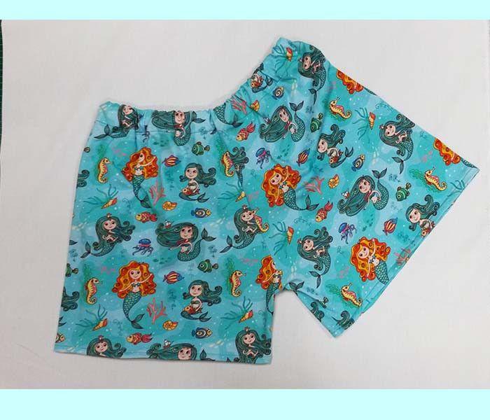 Shorts & Hotpants - Damen Shorts Gr. M, Jersey Shorts - ein Designerstück von MarieDory-Design bei DaWanda