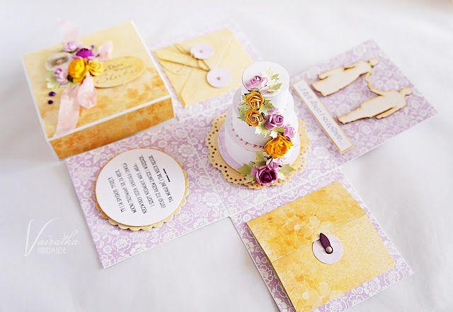 Odskocznia vairatki: Ślubny box z tortem