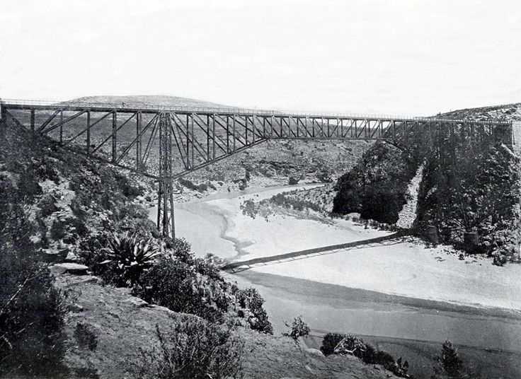 Gouritz River Bridge Situated between Albertina and Mossel Bay | Flickr - Photo Sharing!