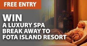 Win A Luxury Spa Break Away To Fota Island Hotel   Irish Examiner