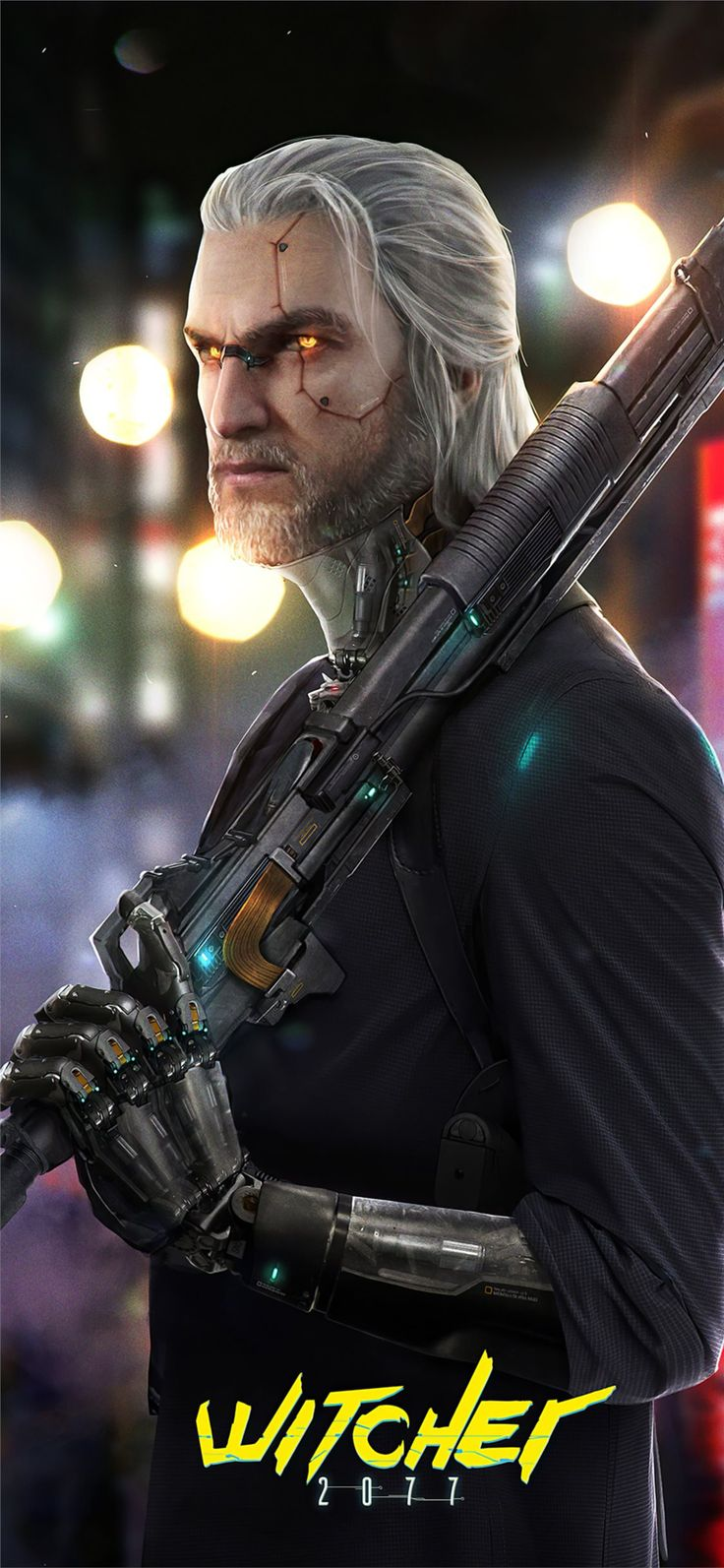 Cyberpunk 2077 panosundaki Pin