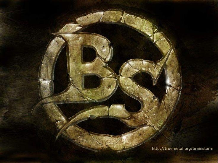 Výsledek obrázku pro brainstorm band-logo