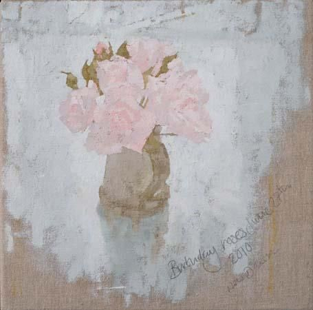 Small Oil Paintings | Sarah Gillespie