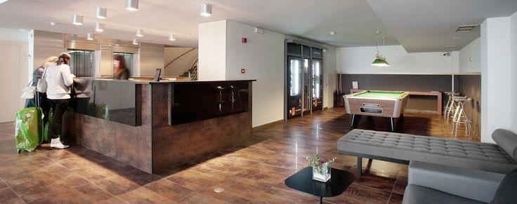 Hotel Onix Fira, hotel junto a Plaza España y Fira de Barcelona