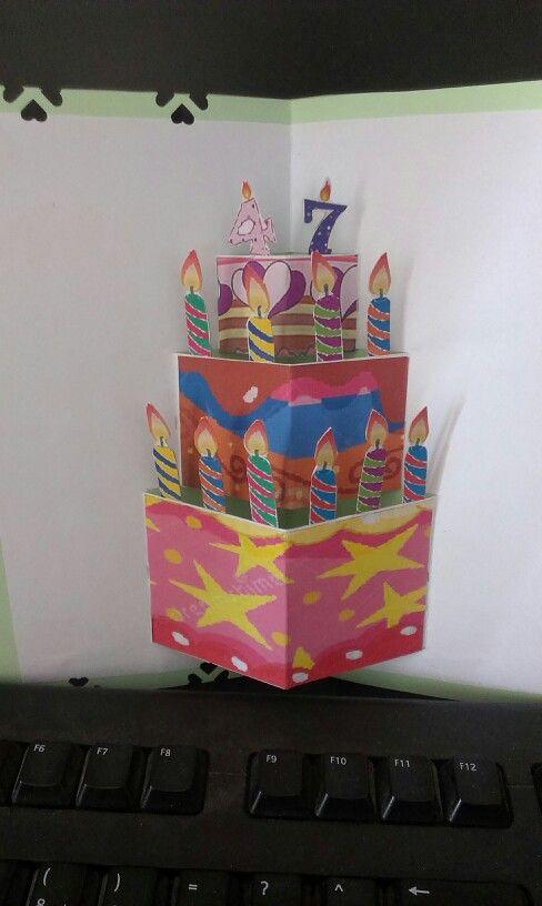 Una bella torta 3d :-)