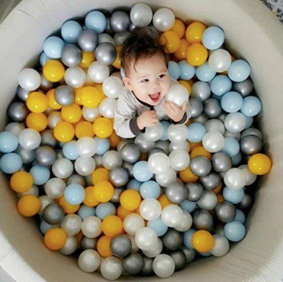 Size S Ball Pit Balls Ball Pit Ball Pit Toddler Ball Pit Foam