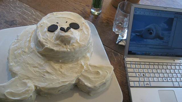 Seal Birthday Cake