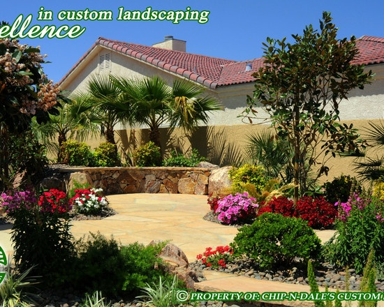 17 best images about backyard landscaping ideas on for Garden design las vegas