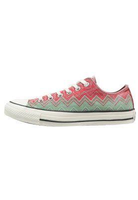 CHUCK TAYLOR ALL STAR OX MISSONI - Sneaker - carnival/peppermint