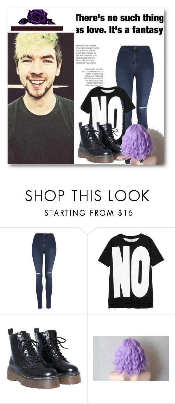 """Where did I go wrong, I lost a friend somewhere along in the bitterness."" by slytheringirlriddle ❤ liked on Polyvore featuring George and Monki"
