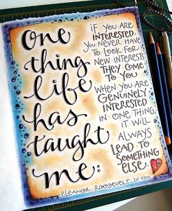 .: Elvis Studios, Eleanor Roosevelt, Life Lessons, Colors Art, Art Journals, Journals Quotes, Journals Ideas, Things Life, Journals Art