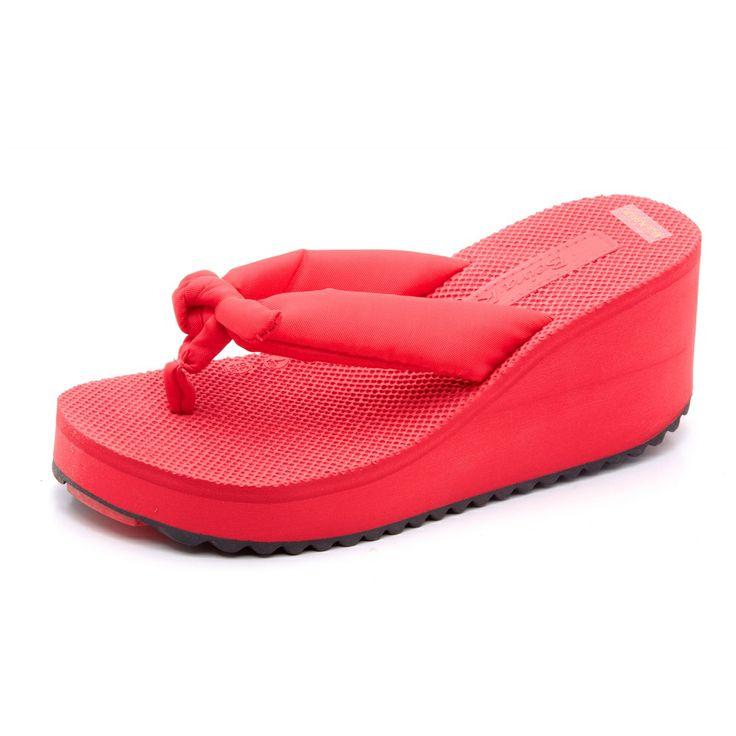 Aquarela Wedge Brazilian Flip Flops Style 223-446
