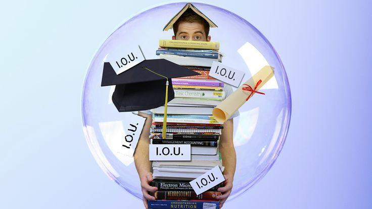 Préstamos estudiantiles ¿Qué debo hacer para no sentirme ahogado? #Finanzas