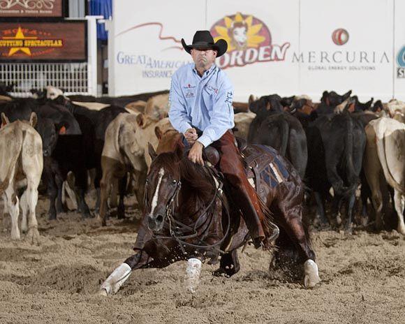 Third Cutting, ridden by Boyd Rice