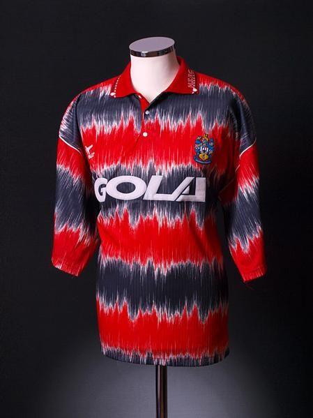 Huddersfield's Electric Tie-Dye, 1991/92