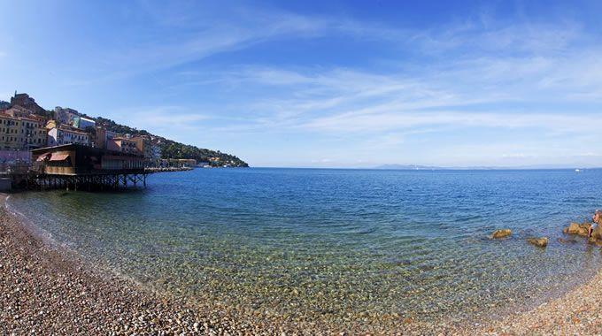 Spiaggia della Marinella. Marinella beach. #argentario #maremma