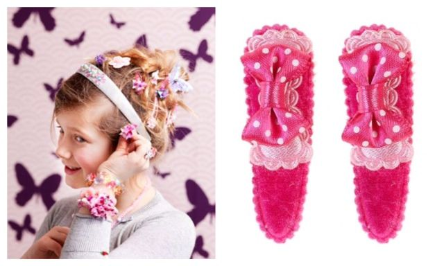Niets is leuker dan je met mooie kleine meisje te tutten. Leuke haarknipjes voor meisjes gespot: vrolijke strikjes, kleurrijke knipjes en haarbandjes ...