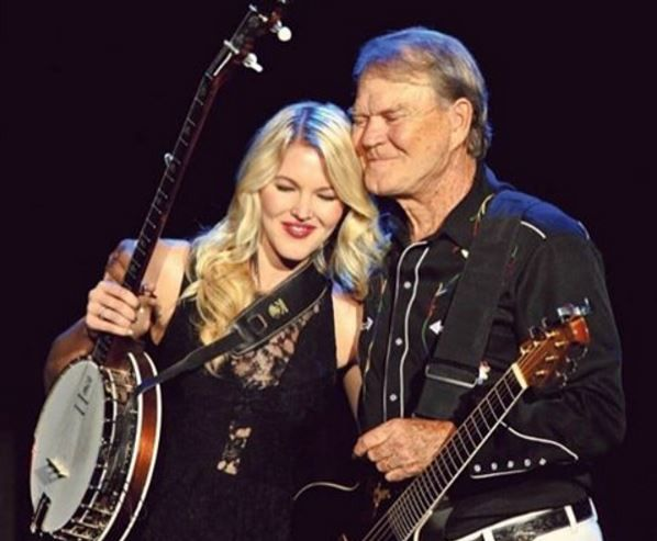 Kim and Ashley Campbell Share Stores Behind Glen Campbell's Final Album, 'Adiós'