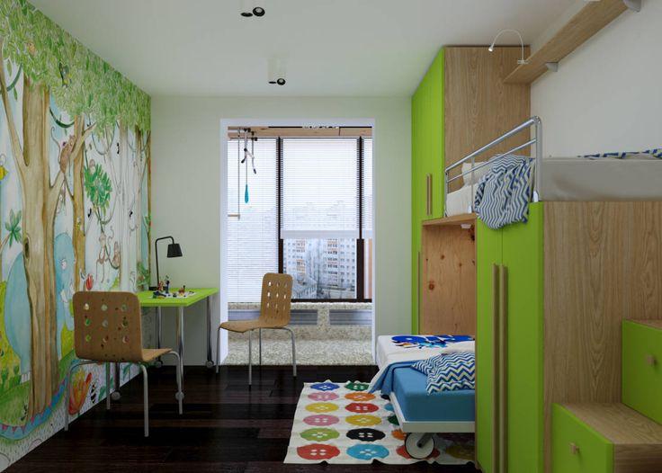 Pomysły Na Mały Pok 243 J Dziecięcy Home Decor Bed Furniture