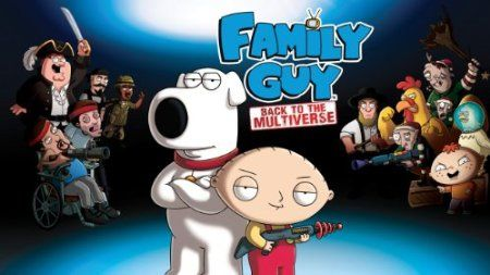 Family Guy: Back to the Multiverse [Download] Your #1 Source for Video Games, Consoles & Accessories! Multicitygames.com