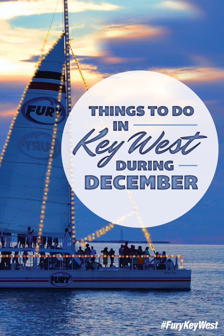 Celebrate The Holiday Season In Key West With A Lighted