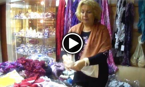 Как элегантно завязать палантин, шарф, платок! Дамы, вот она, лучшая инструкция, как нужно завязывать палантины-шарфы-платки!!!!!!!