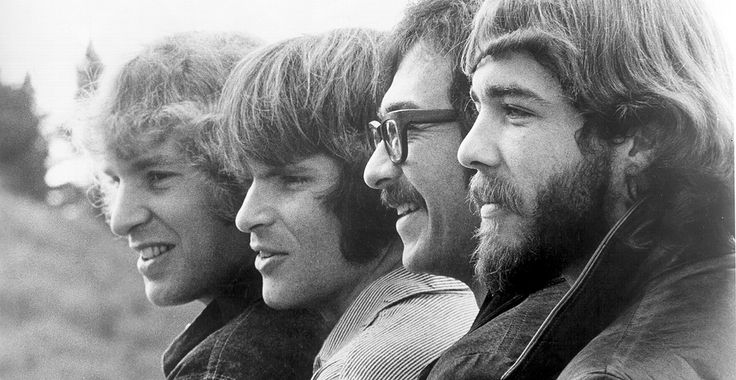 Creedence Clearwater Revival  Группа Creedence Clearwater Revival образована в 1959 году в США.