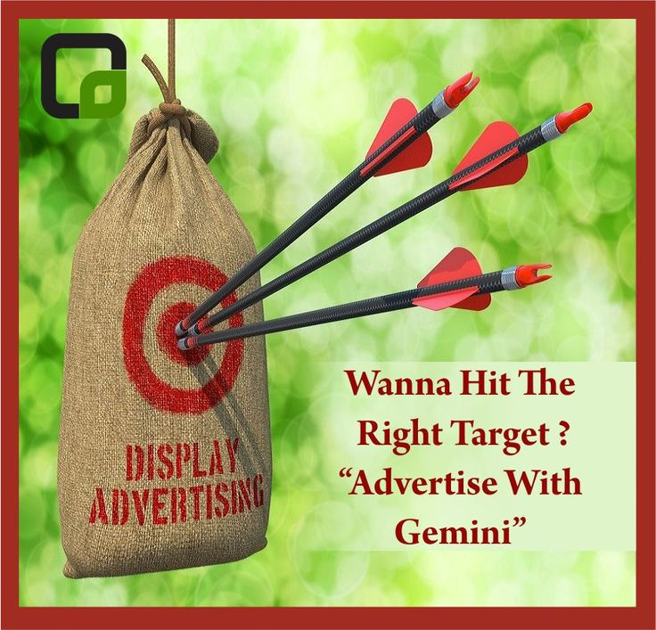 We help you #Target the Right #Audience in the most #Effective way out ...  #Gemini_Advertising  #SocialMediaMarketing #Branding #Digital_Media #NewspaperAdvertising #Content_Writing #Print #Electronics #Radio_Jingles #Outdoor_Advertising #Hoardings #Flyers #Mailers