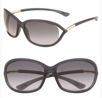 """Tom Ford """"Jennifer"""" Sunglasses"""