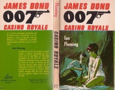 Casino Royale Buch