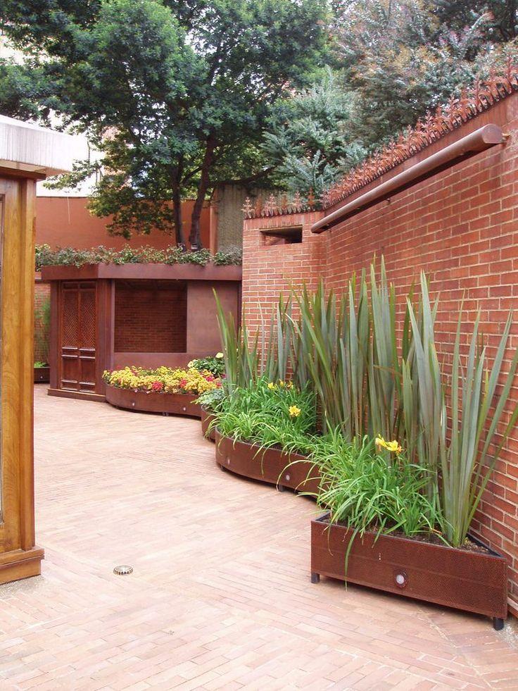 Best 25 Brick Planter Ideas Only On Pinterest Brick