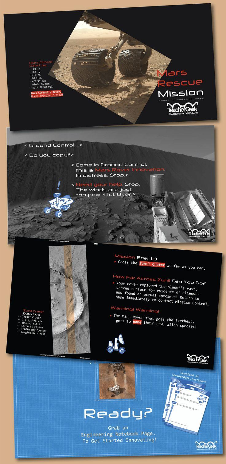 mars rover stem challenge - photo #46