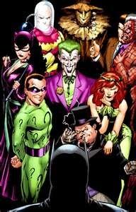 Marvel Villans