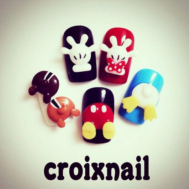 3D #nail#nails