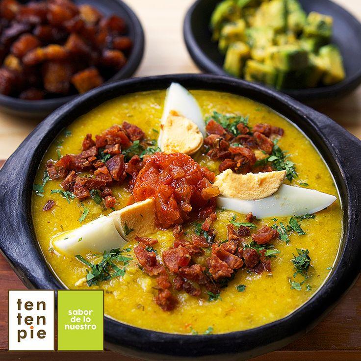Deliciosa combinación de carnes, verduras y arroz, cocinado por tradición es nuestro plato de arroz atollado. #Cocinacolombiana #Tentenpiecolombia #Tentenpiecali