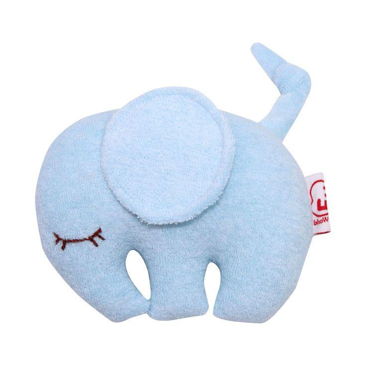 Softtoy (+beep stomage+doudou tail+crackle ears) - knuffeltje olifant (piep geluidje+knuffelstaartje+knisper oortjes)  #fabsworld #nursery #decoration #decoratie #olifant #elephant #softtoy #doudou#knuffeltje #baby #kids #babyroom #kinderkamer #kidsdecor #newarrival #gift #kado #babyshower #babystuff #babyspullen #nursery   shop:www.fabsstore.com (ship worldwide)