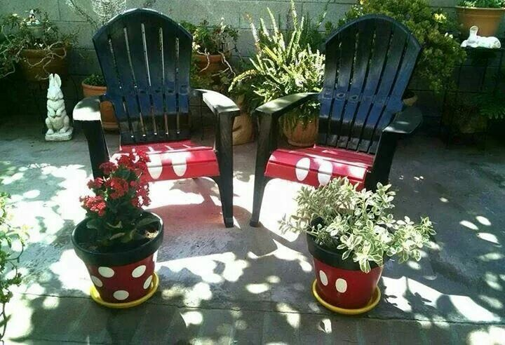 some day in my forever house my patio will have these