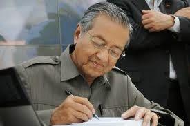 Tun Mahathir dimasukkan ke IJN akibat jangkitan dada