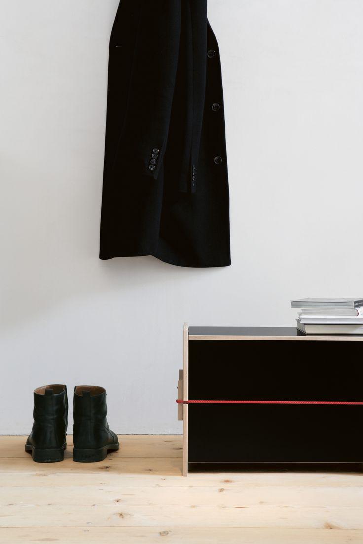 Trude I Nils Holger Moormann I 2014 I storage I © Jäger & Jäger