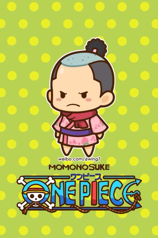One Piece Wallpaper Iphone Monosuke One Piece Pinterest Kawaii