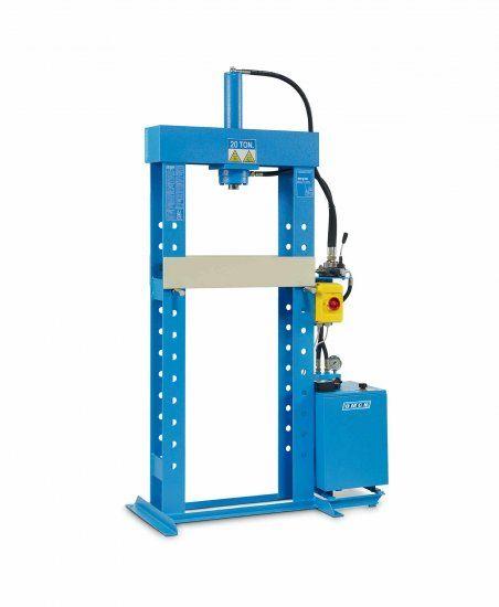 Pressa Elettroidraulica una Velocità OMCN 156-ML 20T
