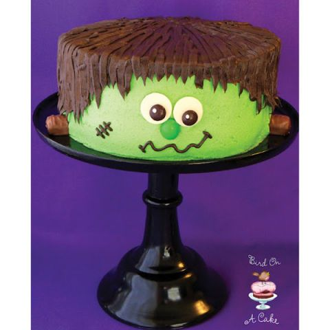 211 best images about Spooky Halloween Cakes on Pinterest ...