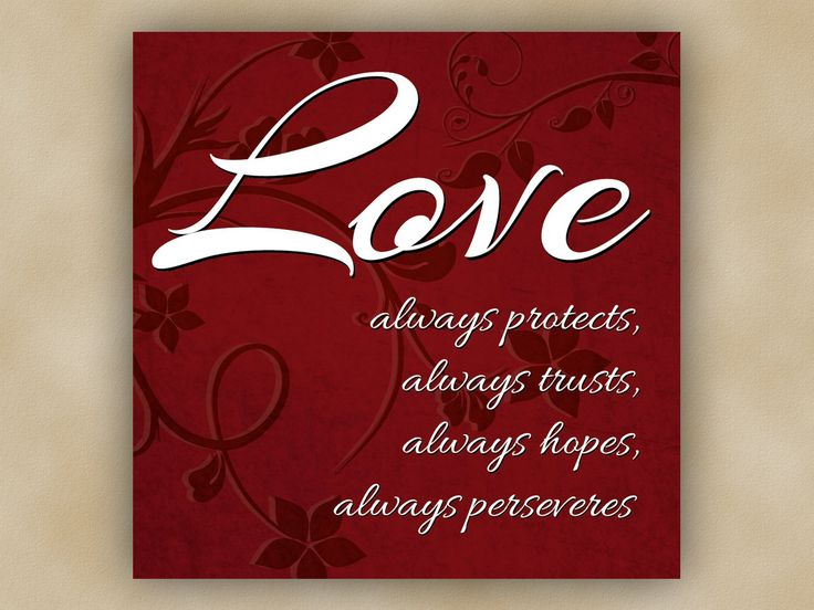 Love - 1 Corinthians 13:7 - Christian Scripture Canvas by GreaterExcellence on Etsy https://www.etsy.com/listing/224924974/love-1-corinthians-137-christian
