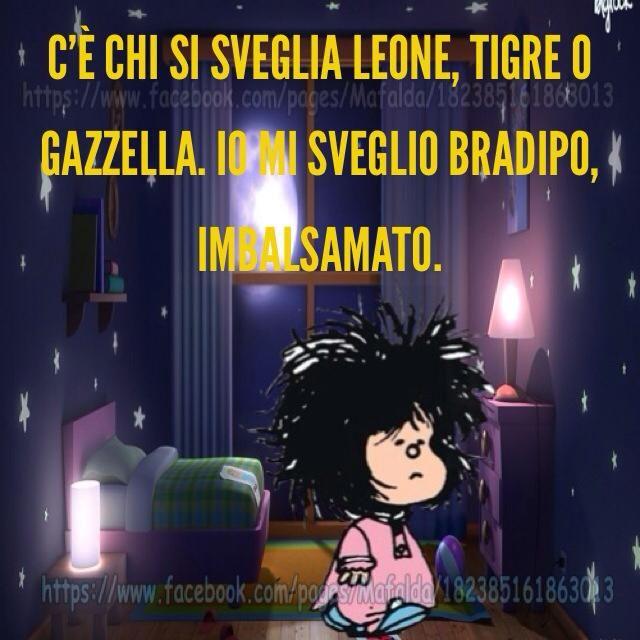 buonanotte Mafalda
