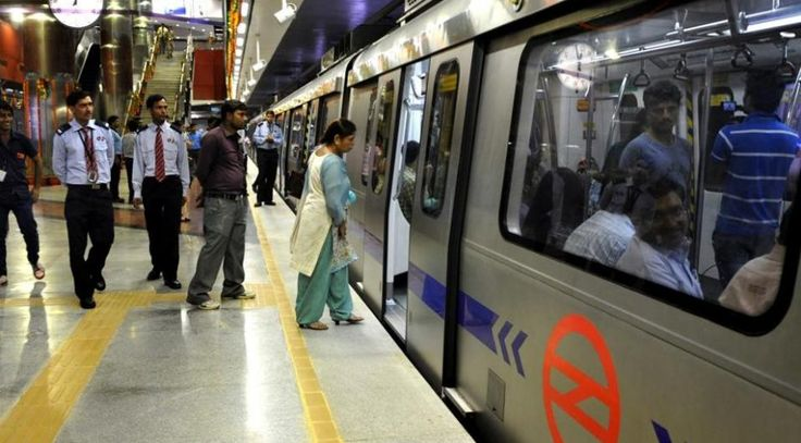 """Delhi Chief Minister Arvind Kejriwal on Thursday described the proposed Metro fare hike as """"anti-people"""" and said that he has asked his Transport Minister to find a way to stop it. """"Metro fare hike is anti-people. Have asked Transport Minister Kailash Gehlot to find a way in a week to stop this fare hike,"""" Kejriwal … Continue reading """"Kejriwal Terms Delhi Metro Fare Hike Proposal 'Anti-People'"""""""