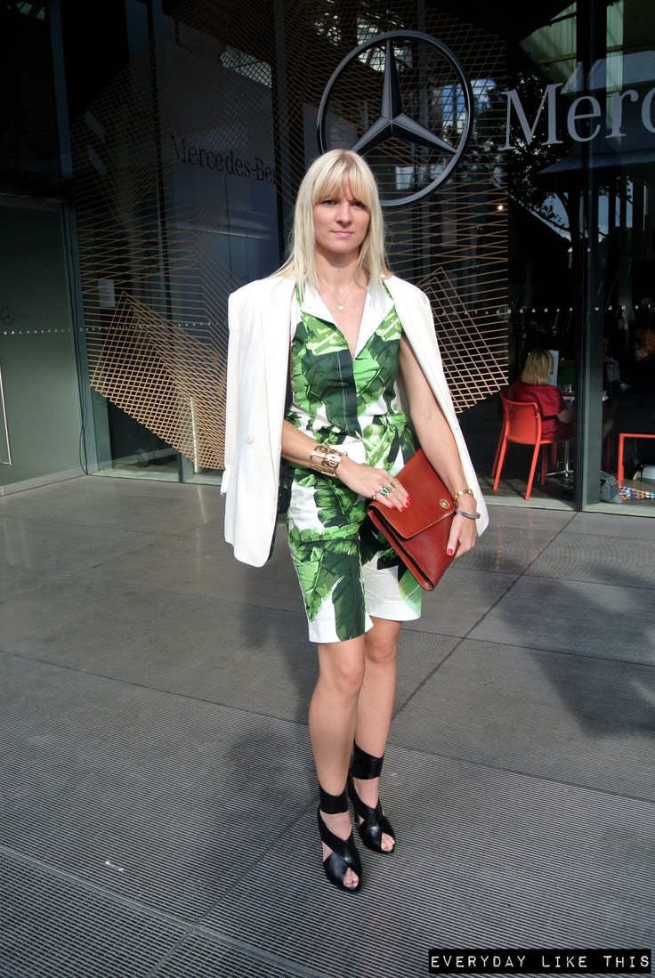everyday like this: DAY 2 MBFWA - STREET STYLE