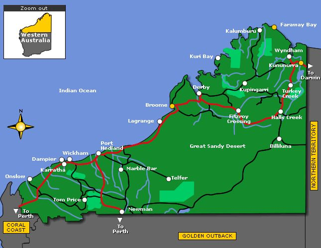 map of north west tasmania - Google Search